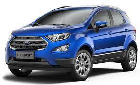 Ford Ecosport Will Be Launched In India On November 9 And The New Model Gets Brand New Styling Lots Of Tech Upgrades A Ne Ford Ecosport Used Ford Car Prices