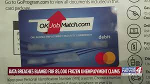 This card is issued for all clients receiving. Unemployment Fraud Still An Issue Oesc Looking At 85 000 Claims Kfor Com Oklahoma City