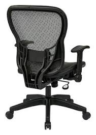 adjustable lumbar support office chair. 529 Series - Deluxe SpaceGrid® Back And Seat With Flip Arms. Adjustable Lumbar Support, Height Tilt Support Office Chair A