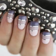 40 best metallic nail designs for 2018 nail art ideas