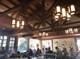 maple is a casual eatery tucked inside the beauty of this socal destination where people seek out the serene surroundings of this lush garden