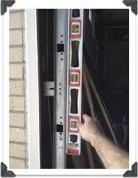 image of garage door tracks inspirations