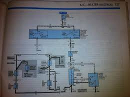 wiring schematic for a c heat on a 1984 f250 diesel ford truck attached images