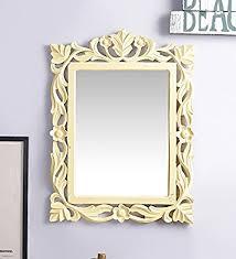 mirror frame. Wonderful Mirror Artesia Square Shape Wall Decorative Mirror Frame Yellow To