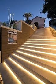 Outdoor stairway lighting Decorative Outdoor Stair Lights Stairway Lighting Ideas With Spectacular And Nautical Stairway Sky Loft Stair Lights Outdoors Stair Lights Contemporary Stair Lighting Soatyanneruclub Outdoor Stair Lights Stairway Lighting Ideas With Spectacular And