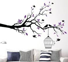 >stickers wall art waterloosurf  stickers wall art decor stickers graceful home decor stickers 2 tree branch wall art sticker with