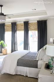 bedroom best ideas about window treatments on curtains on bedroom with post bedroom window
