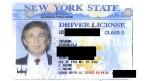 Casts - Claims Trump's On Driver's License Politico Height Doubt