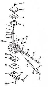 Zama Carb Rebuild Kit Chart Kits Zama Carb Kits