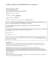Response To Rfp Sample Preview What Is A Template Software Templates Rfp Format