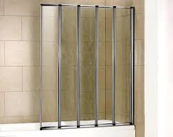 installing accordion shower door home and space decor image of accordion shower door folding panels foldable folding bathtub doors