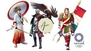 Paesi come personaggi Anime per le olimpiadi di Tokyo 2021