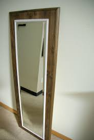 Tall Mirrors For Bedroom Diy Floor Mirror Frame