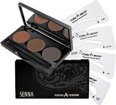 SENNA <b>Form</b>-A-<b>Brow</b> Kit Набор для <b>бровей</b> Dark - 2 400 руб ...