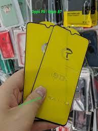 Cường lực 9D thế hệ mới cho Oppo F9 Oppo A7 full màn full keo ôm màn chất  đẹp, giá tốt nhất 48,000đ! Mua nhanh tay!