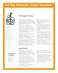 Newsletter Format Examples Outlook Email Template Examples Newsletter Write Up How To