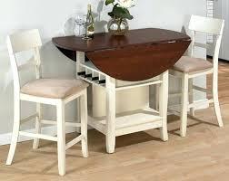 small kitchen table round