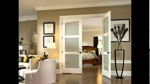 interior doors interior french double doors with frosted glass