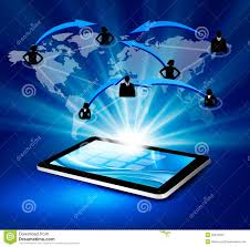 modern communication technology tablet stock photo image of  modern communication technology tablet