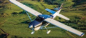 We Fly Cessna 206 Flying