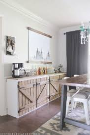 diy kitchen furniture. Fine Diy Upcycled Barnwood Style Cabinet Dining Room Ideas Diy Kitchen Cabinets  Repurposing Upcycling Rustic Furniture Intended Diy Kitchen Furniture