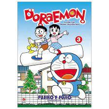 Sách ] Doraemon Tuyển Tập Tranh Truyện Màu - Tập 3 (Tái Bản 2019)