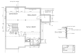 Basement Designs Plans Magnificent Sharayera Basement Remodel Maple Craft Custom Homes