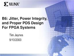 Signal Integrity In Pcb Design Ppt Ppt B6 Jitter Power Integrity And Proper Pds Design For