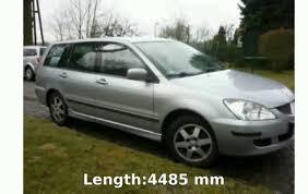 2004 Mitsubishi Lancer ix (9) station wagon – pictures ...