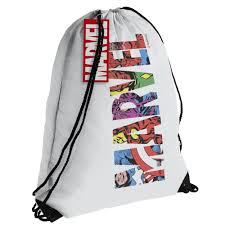 <b>Рюкзак Marvel Avengers</b>, белый (артикул 55522.60) - Проект 111