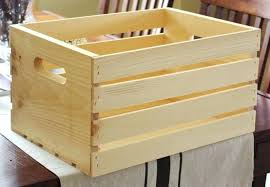 wood crate bench seat wooden cras next i see at the flea market crates great for