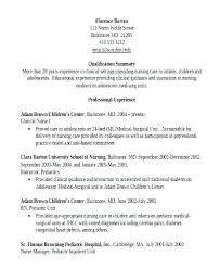 Surgical Nurse Resume Surgical Nurse Practitioner Sample Resume Podarki Co