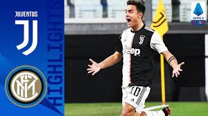 Juventus 2-0 Inter | Ramsey and Dybala Seal HUGE Derby win!