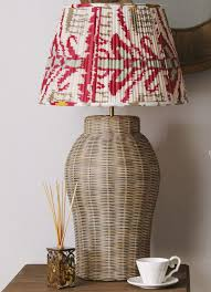 lighting woven seagrass lamp shade shades diy australia ball light drum rattan good looking to