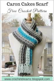 Caron Cakes Yarn Patterns Free Stunning Ocean Waves Scarf Free Crochet Scarf Pattern Using Caron Cakes Yarn
