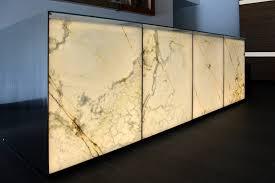backlit onyx desk