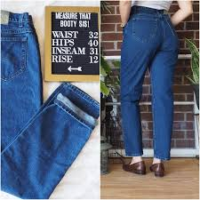 Lee Jeans Size Chart 90s Vintage Lee Jeans Womens High Waisted Mom Jeans Womens Vintage Jeans 32 Inch Waist Vintage Lee Jeans Approximate Size 12