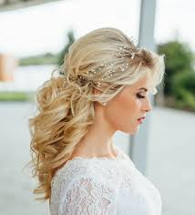 Coiffure Mariee Long Coiffure Mariage Cheveux Tres Long