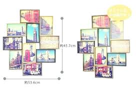 10 x 13 inch white frame picture frames target 2 opening a collage with glass living co poster home improvement astonishing