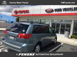 2006 Used Toyota Sienna LE at Toyota of Surprise Serving Phoenix ...