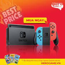 máy Nintendo Switch | Nintendo Switch giá rẻ - Herogame