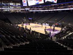 Golden 1 Center Kings Seating Chart Golden 1 Center Section 207 Seat Views Seatgeek