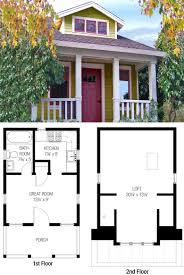 tiny bungalow tiny house floor plan for building your dream home without spending a fortune