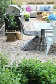 ikea fire pit outdoor privacy screen with sherwin williams diy pea gravel patio