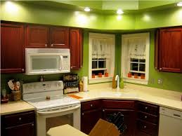 White Kitchen Paint Paint Colors For Kitchen Cabinets With White Appliances Monsterlune