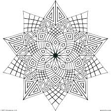 Intricate Patterns Unique Coloring Pages Of Patterns Free Coloring Pages Designs Geometric