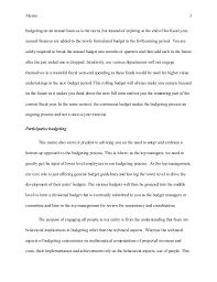 memo essay example memo