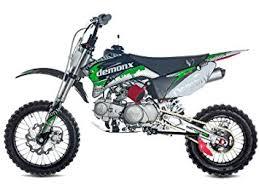 demon x dxr2 125 pit bike dirt bike 125cc amazon co uk sports