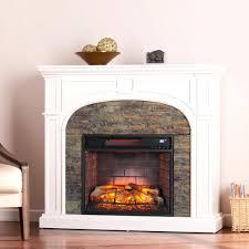 muskokar claire electric fireplace media console white stone tv stand with storage corner canada unit muskoka beale mantel fresno in cabinet large cabinets