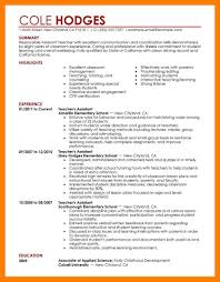 Teacher Aide Sample Resume Sponsorship Forms Templates